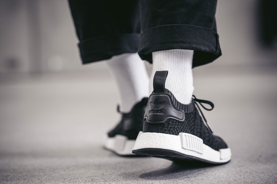 A Ma Maniere x Invincible x adidas Consortium Sneaker Exchange - NMD R1 (Back)