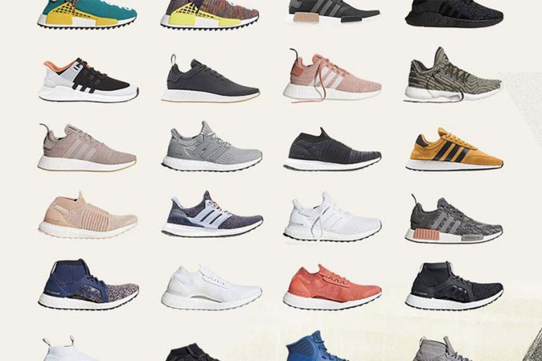 adidas BOOST Collection (Title)