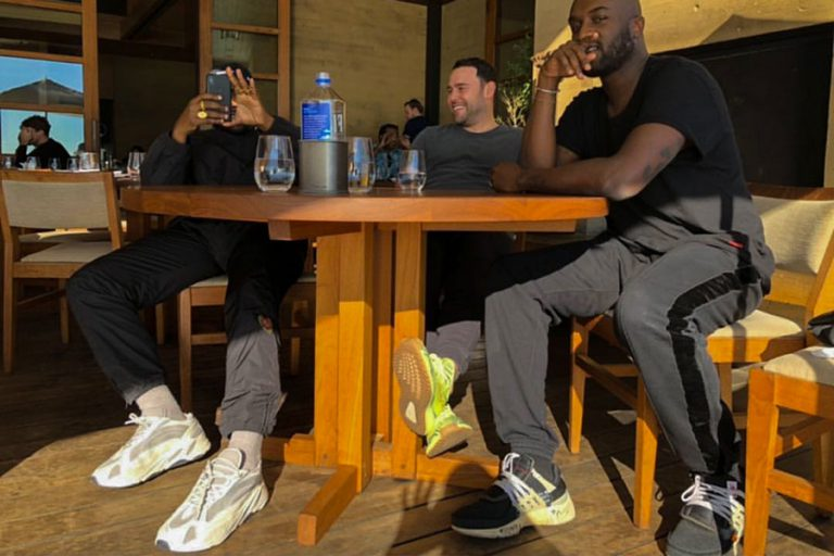 adidas YEEZY 700 Wave Runner (White) - Kanye West and Virgil Abloh