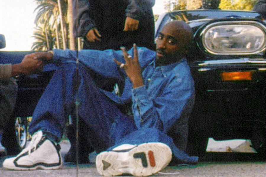 FILA 96 All Eyez on Me 2 Pac Grant Hill 2 - Album