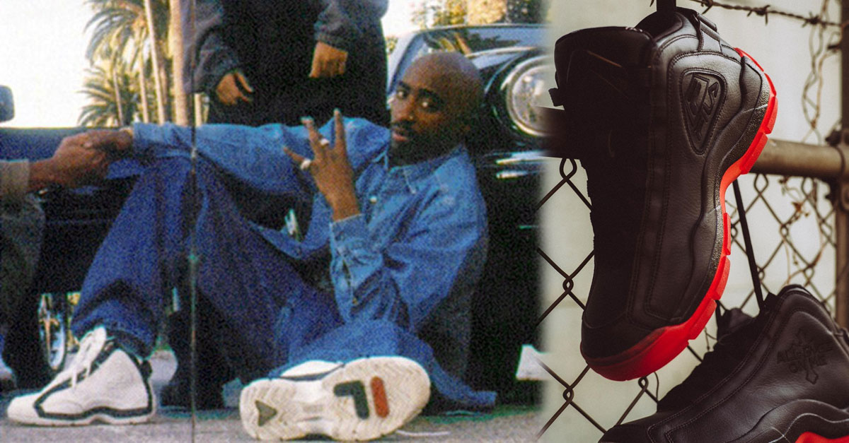 1db572ce27189e FILA 96 All Eyez on Me (Grant Hill 2) – 2Pac | Sneakers Magazine