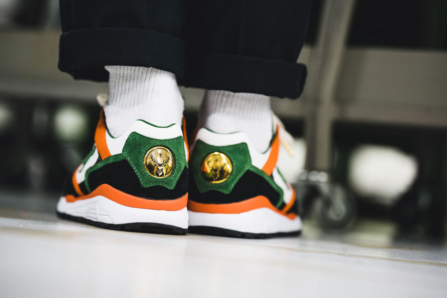 Jägermeister x KangaROOS Ultimate - On feet (Back)
