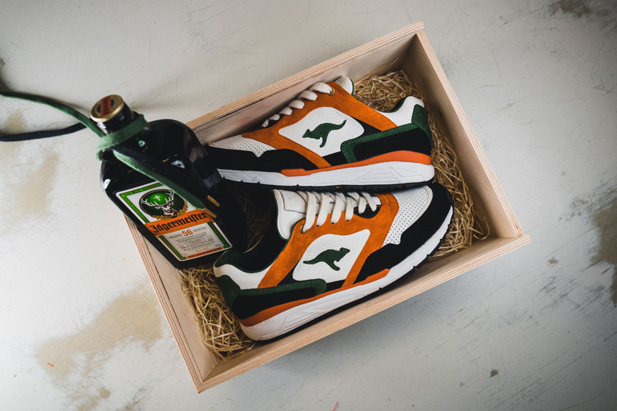 Jägermeister x KangaROOS Ultimate - Box