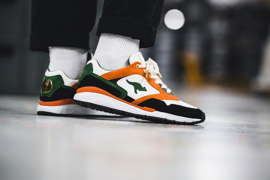 Jägermeister x KangaROOS Ultimate - On feet (Side)
