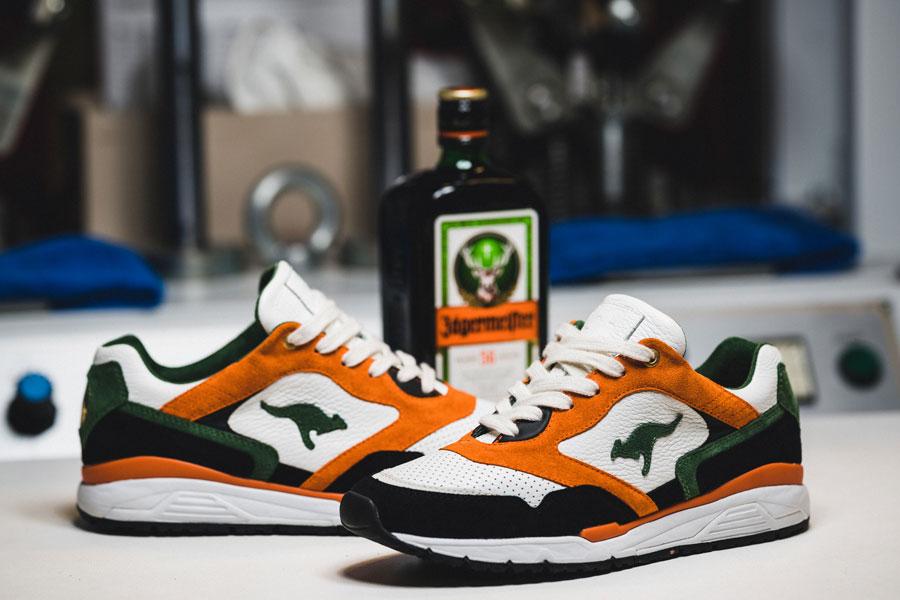 Jägermeister x KangaROOS Ultimate (Release Info) | Sneakers
