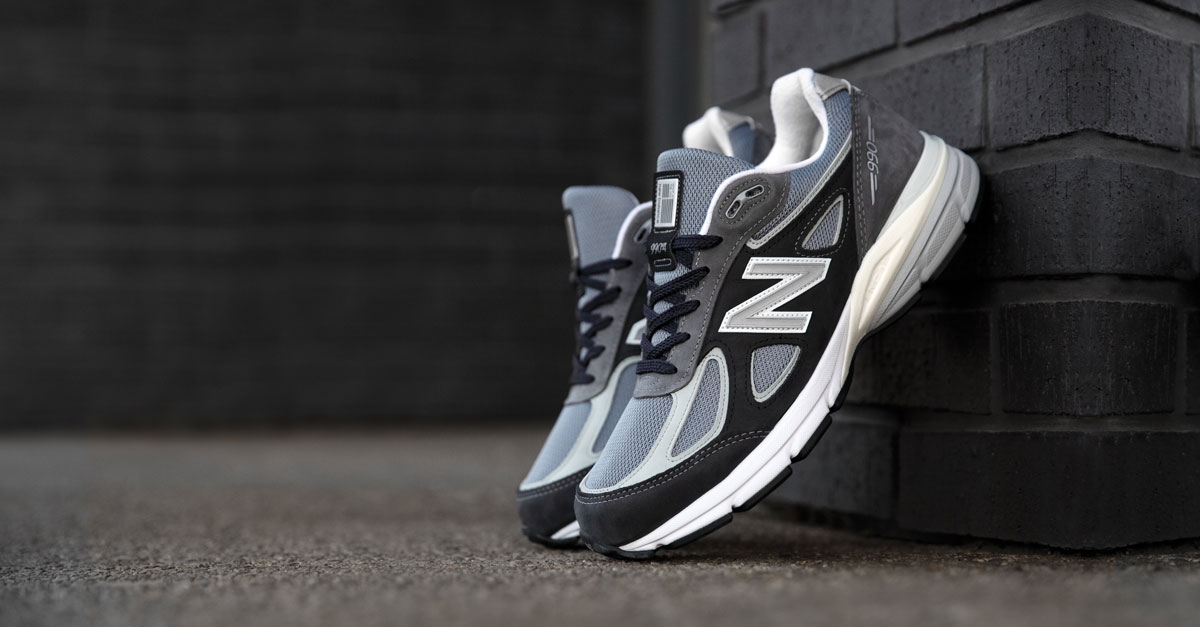 low priced b722e f546f New Balance 990 Nubuk (Release Info) | Sneakers Magazine