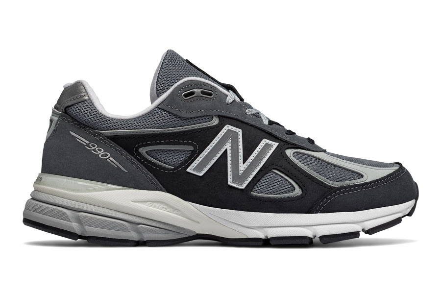New Balance 990 Nubuk - Side