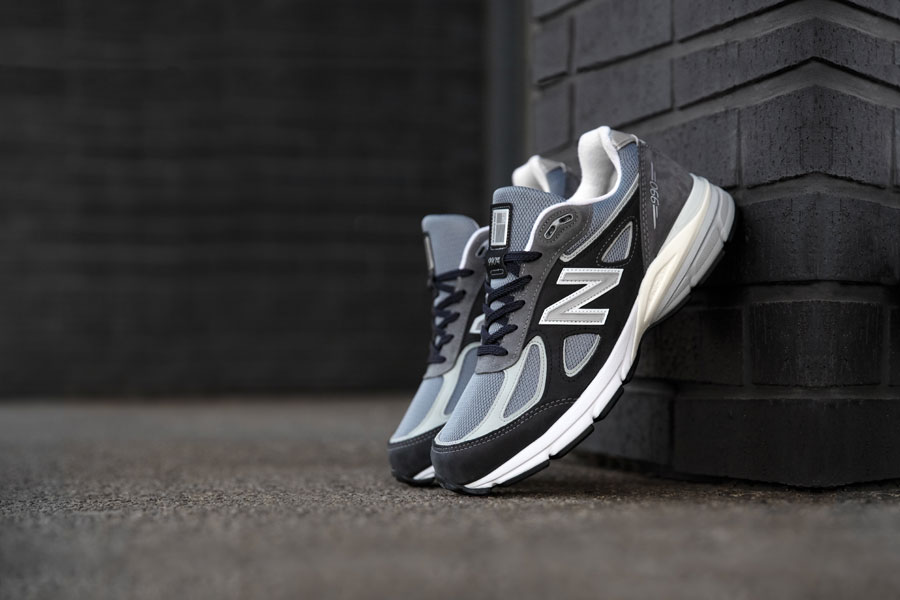 New Balance 990 Nubuk
