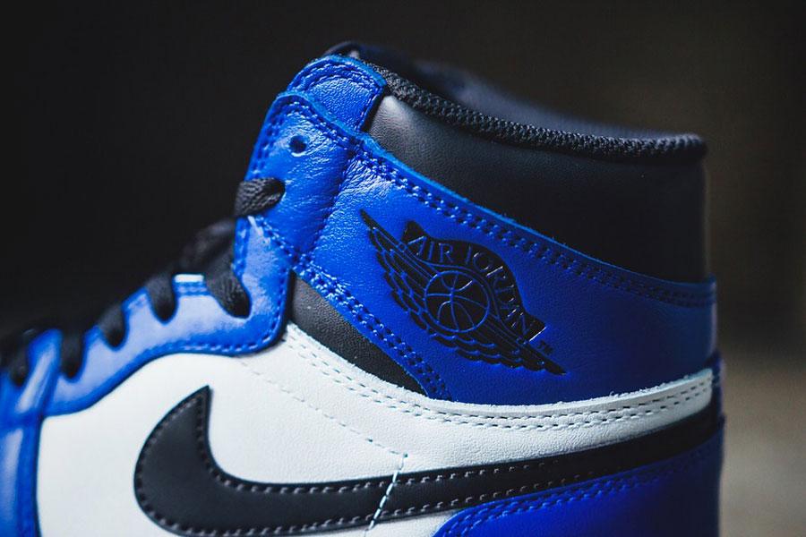 e29682a11307bb February 2018 – Pics via  lustdf. Nike Air Jordan 1 Retro High OG Game Royal  ...
