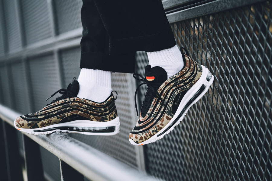 A Closer Look at the Nike Air Max 97 Country Camo… Sneaker
