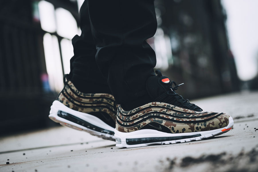 Nike Air Max 97 Country Camo Germany | Sneakers Magazine