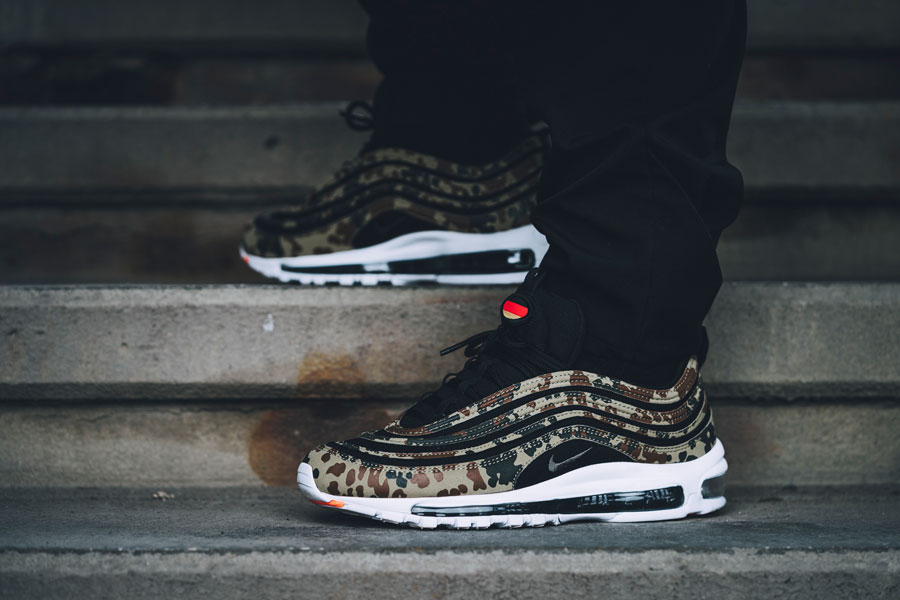 best website 56a30 20c61 Nike Air Max 97 Country Camo Germany | Sneakers Magazine