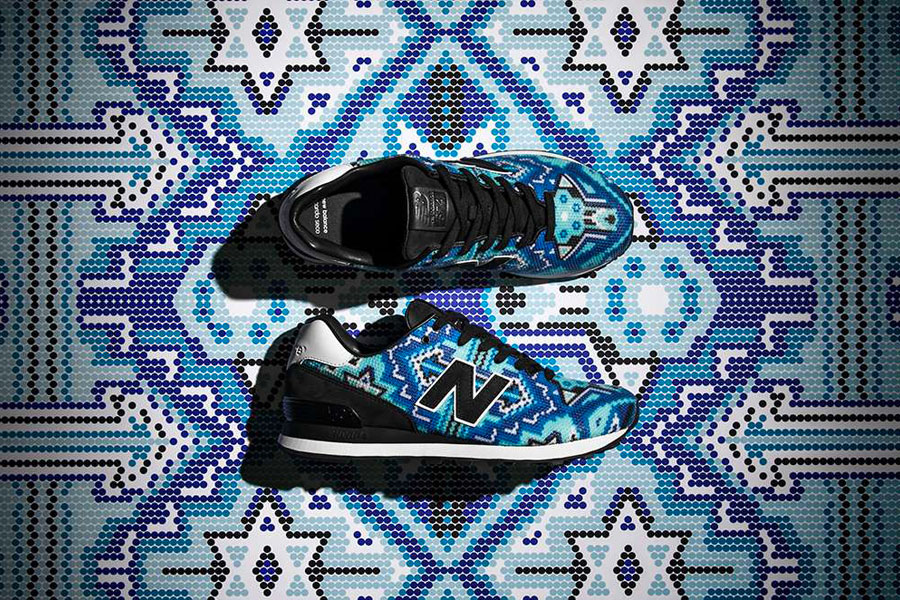 Ricardo Seco x New Balance 574 Collection (UL574RS1 36)