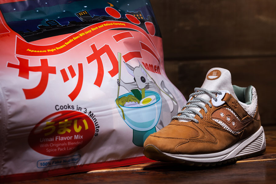 Saucony Grid 8500 Ramen (Dust Bag)