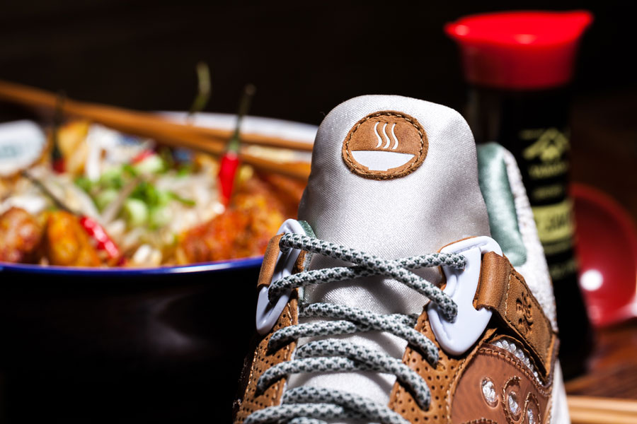 Saucony Grid 8500 Ramen (Tongue)