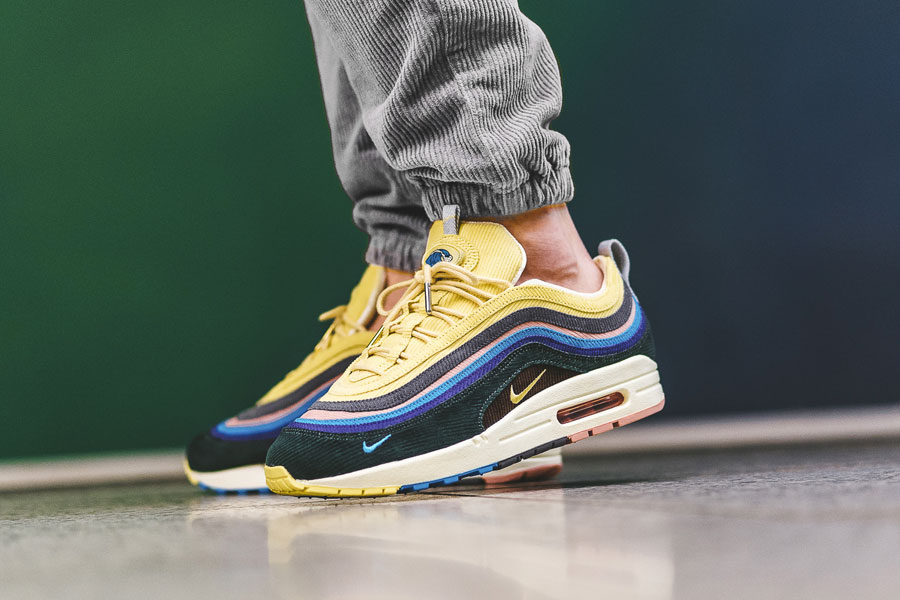 366a8dc053d An On-Feet Look at Sean Wotherspoon s Air Max 1   97