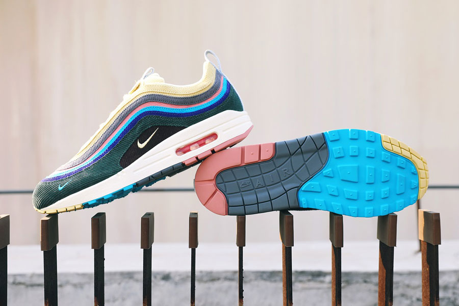 Wotherspoon 1 Nike Sean Air Magazine Max X 97detailsSneakers SVUzMpLqG