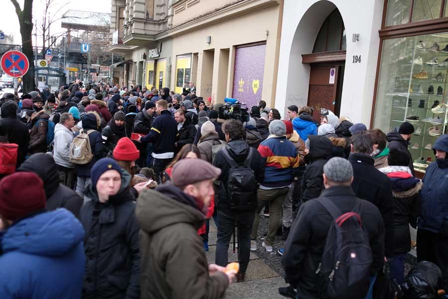 adidas BVG EQT Support 93 Berlin - Overkill Release 1