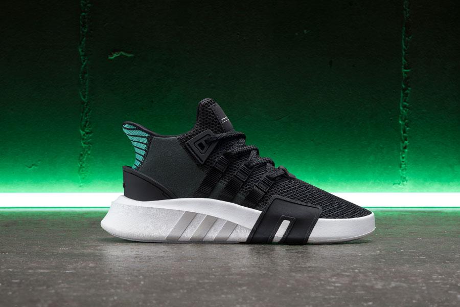 adidas EQT Bask ADV Black - Side