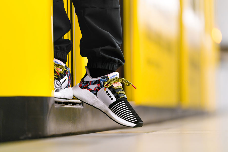 half off be554 1129c This adidas EQT Support Is a Free Train Ticket for Berlin