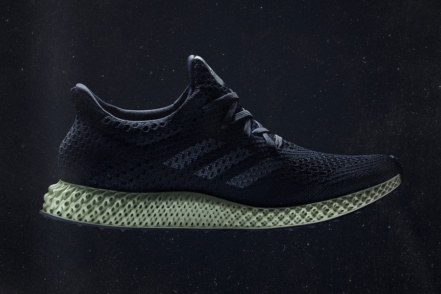 adidas futurecraft 4d ash green (2018 rilascio) tennis magazine