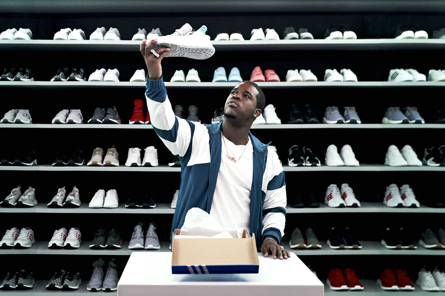 adidas Original Is Never Finished 2018 - ASAP Ferg