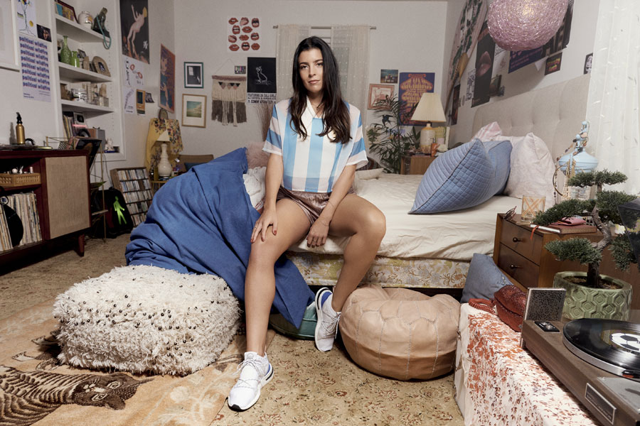 adidas Original Is Never Finished 2018 - Florencia Galarza