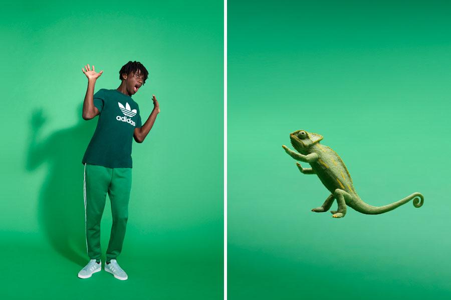 adidas Originals adicolor 2018 - Green (Men)