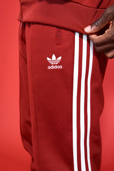 adidas Originals adicolor 2018 - Red Track Pants (Men)