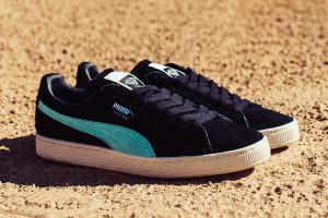 Best Sneaker in January 2018 - Diamond Supply Co x PUMA Suede (Black)