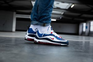 Best Sneaker in January 2018 - Nike Air Max 98 Gundam