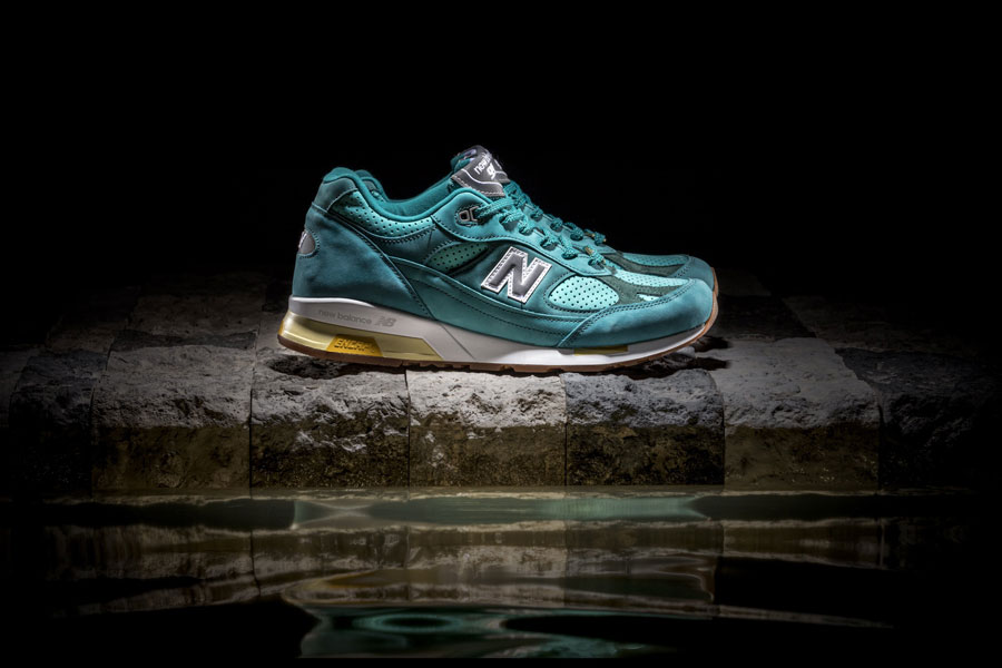 CONCEPTS x New Balance 991.5 Lake Havasu - Side