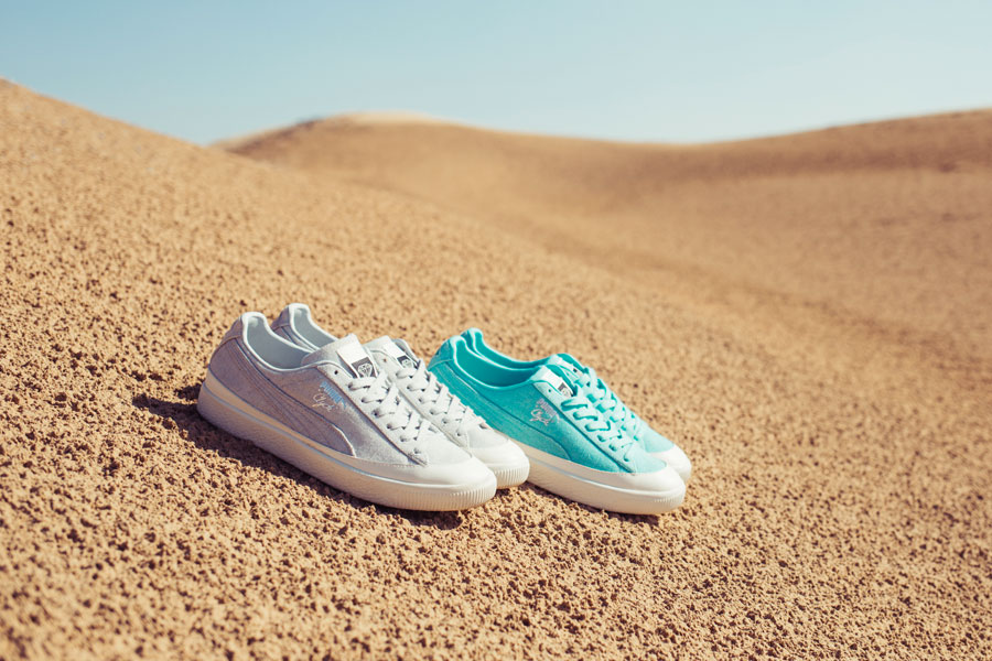 Diamond Supply Co. x PUMA Spring Summer 18 Collection - Clyde