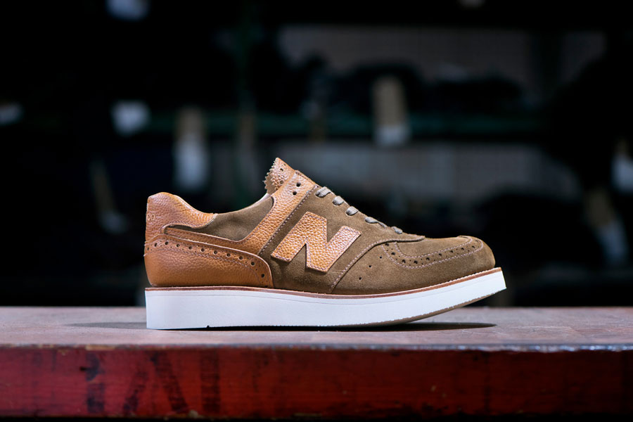 Grenson x New Balance 576 Phase Two - Goodyear Welted