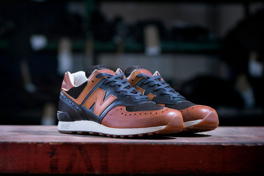 Grenson x New Balance 576 Phase Two - M576GSN