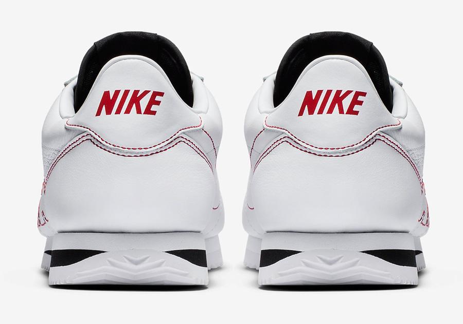 Kendrick Lamar x Nike Cortez Kenny 1 (AV8255-106) - Back