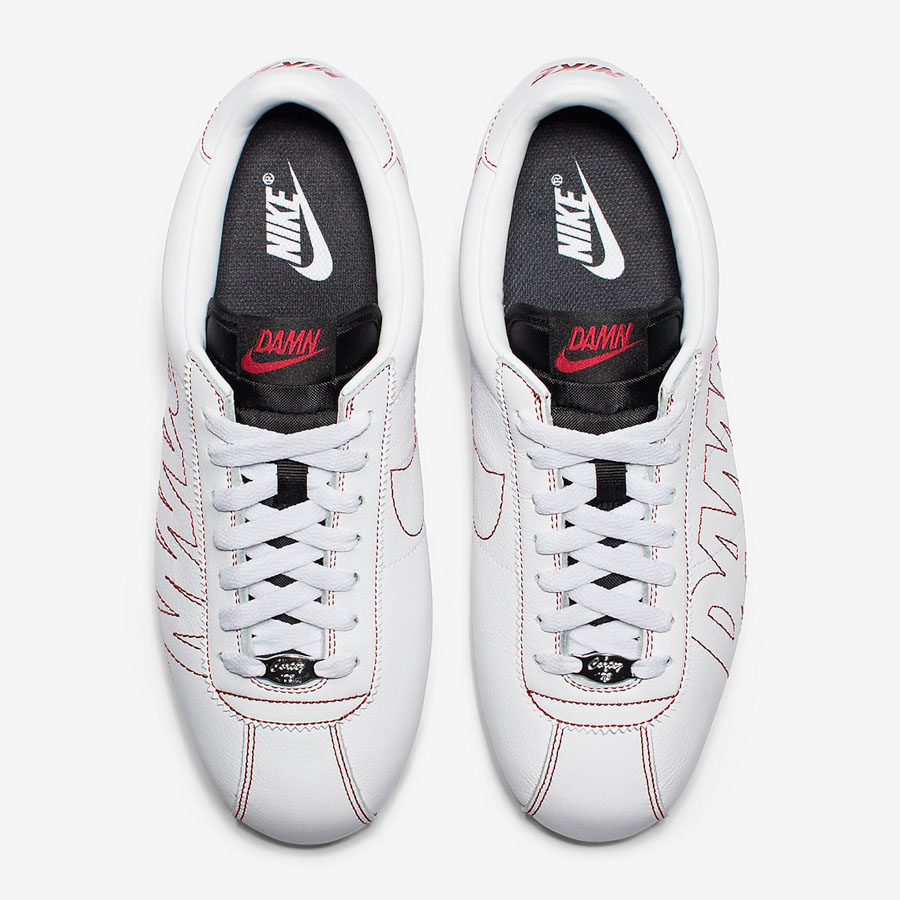 Kendrick Lamar x Nike Cortez Kenny 1 (AV8255-106) - Top