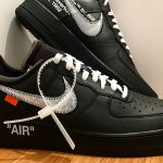 MoMA x OFF-WHITE x Nike Air Force 1 '07