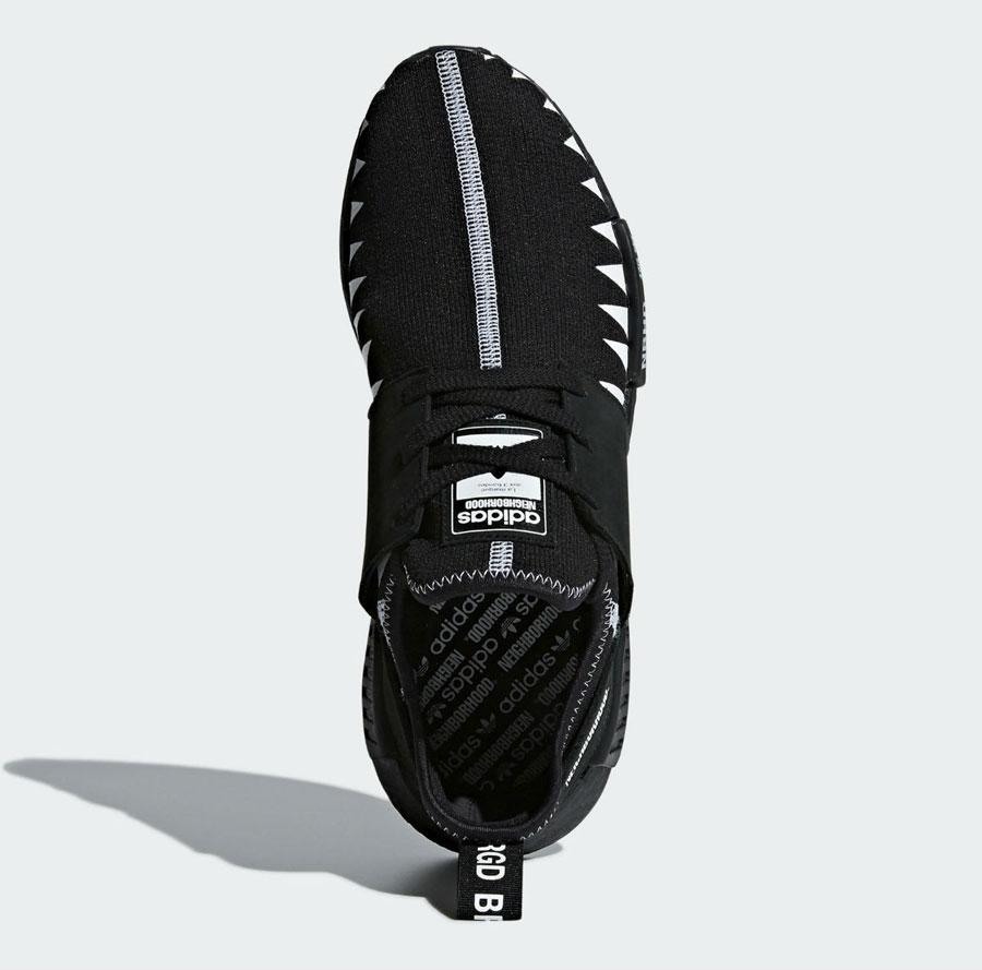 NEIGHBORHOOD x adidas NMD R1 - Top
