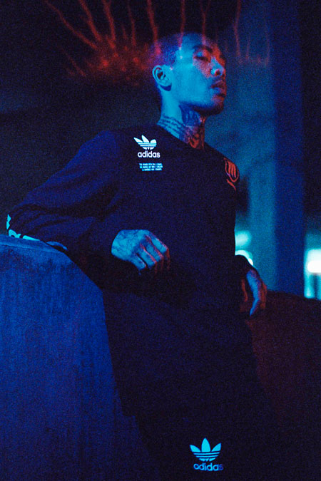 NEIGHBORHOOD x adidas Originals - Commander Pullover