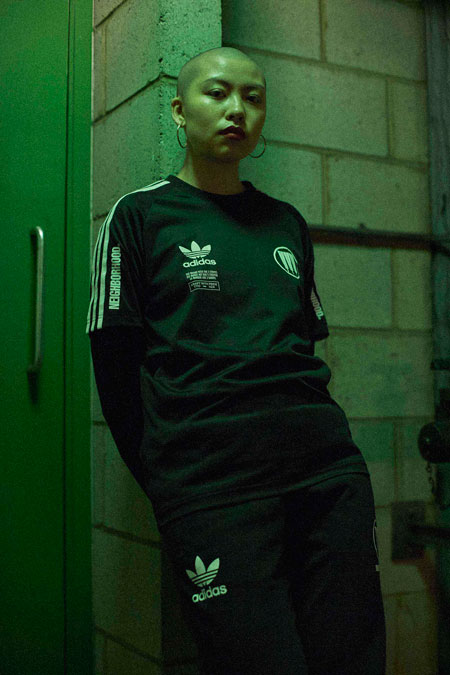 NEIGHBORHOOD x adidas Originals - Game Shirt