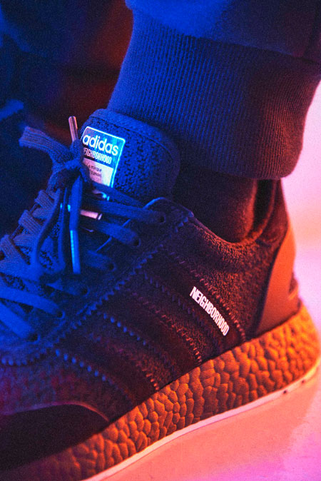 NEIGHBORHOOD x adidas Originals - I-5923 Iniki Runner