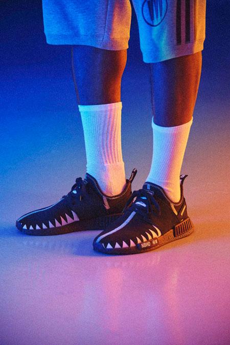 NEIGHBORHOOD x adidas Originals - NMD R1