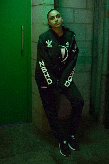 NEIGHBORHOOD x adidas Originals - Stadium Jacket