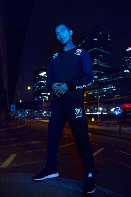 NEIGHBORHOOD x adidas Originals - Track Pants