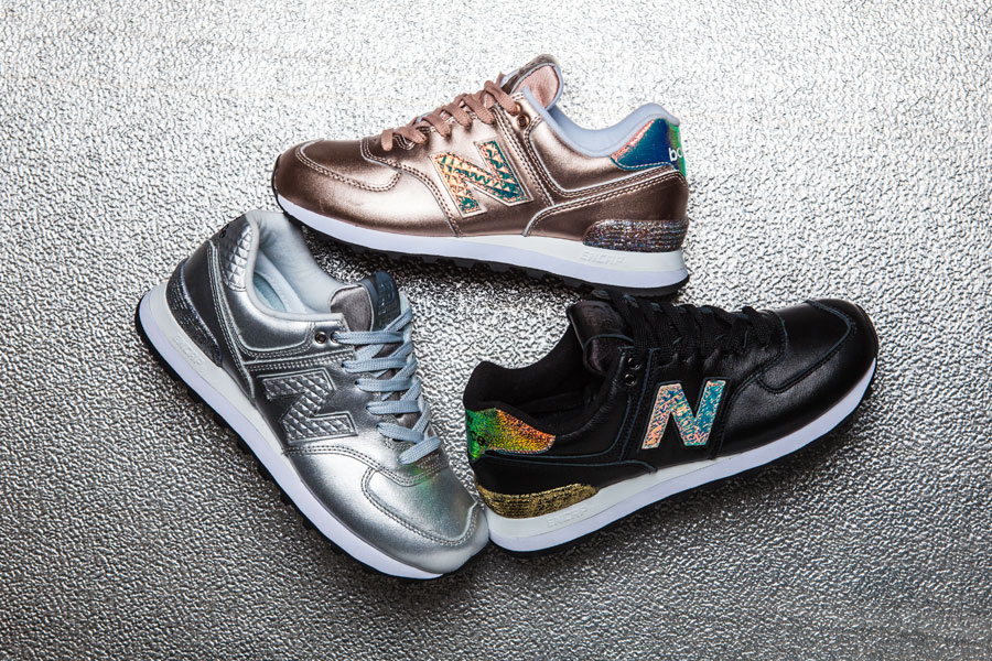 New Balance 574 Glitter Punk Pack