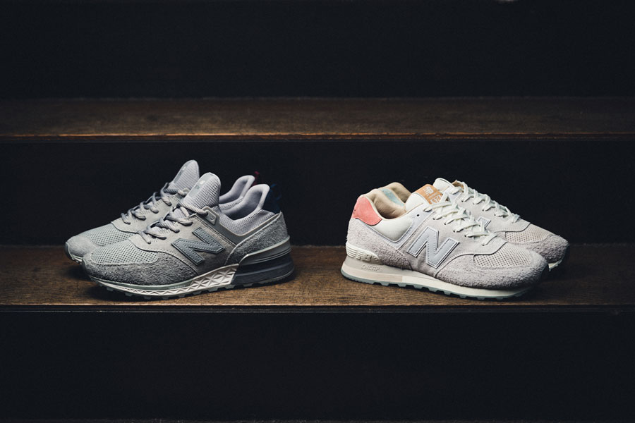 New Balance 574 Peaks to Streets Pack - Sport and Classic (Mood)