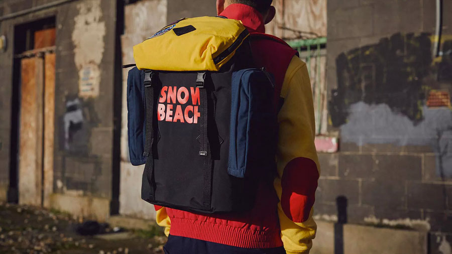 Polo Ralph Lauren Snow Beach Collection 2018 - Backpack