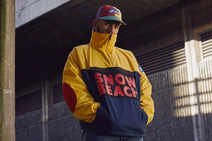 "6a8f83d9870 Ralph Lauren Brings Back the Polo ""Snow Beach"" Collection"