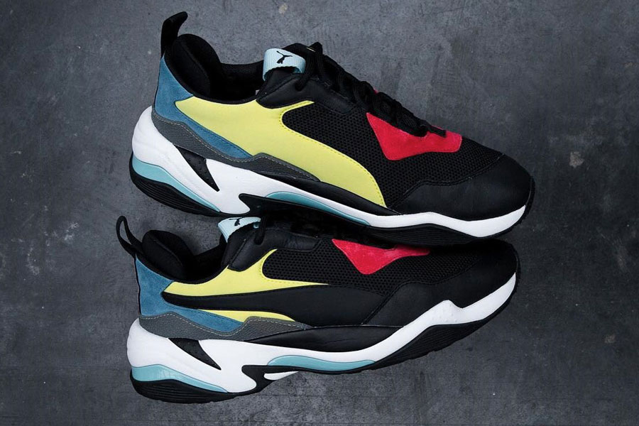 41d94009d247 First Look at the PUMA Thunder Spectra (2018)